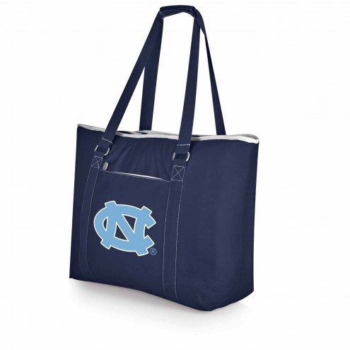 North Carolina Tar Heels Navy Tahoe Beach Bag