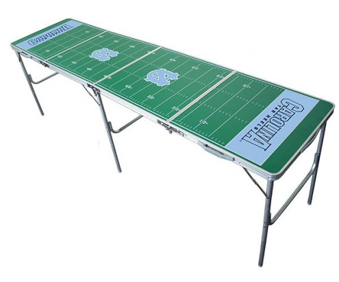 North Carolina Tar Heels College Tailgate Table