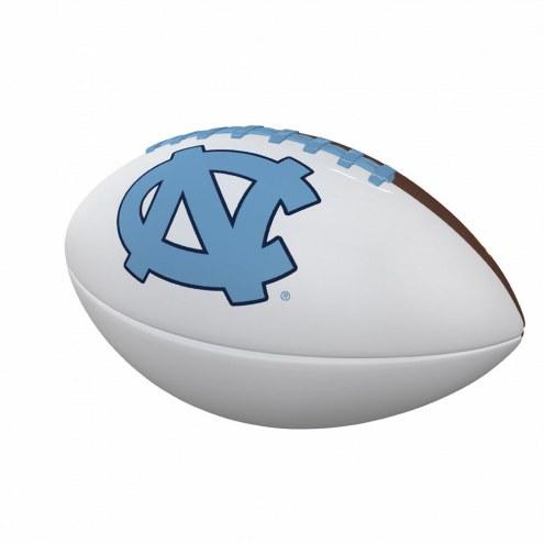 North Carolina Tar Heels Full Size Autograph Football