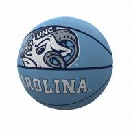 North Carolina Tar Heels Official Size Rubber Basketball