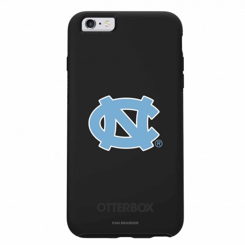 North Carolina Tar Heels OtterBox iPhone 6 Plus/6s Plus Symmetry Black Case
