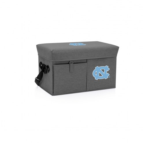 North Carolina Tar Heels Ottoman Cooler & Seat