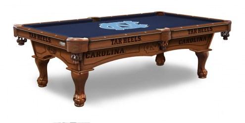 North Carolina Tar Heels Pool Table