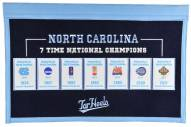 North Carolina Tar Heels Rafter Raiser Banner