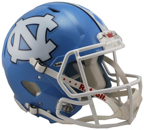 North Carolina Tar Heels Riddell Speed Full Size Authentic Football Helmet