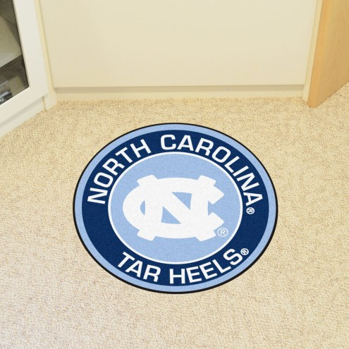 North Carolina Tar Heels Rounded Mat