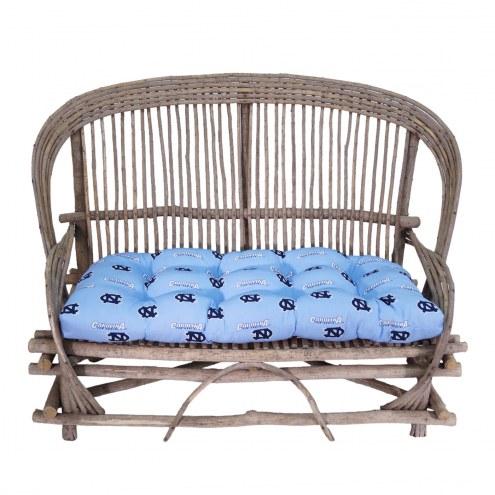 North Carolina Tar Heels Settee Chair Cushion