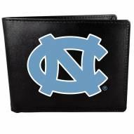 North Carolina Tar Heels Large Logo Bi-fold Wallet