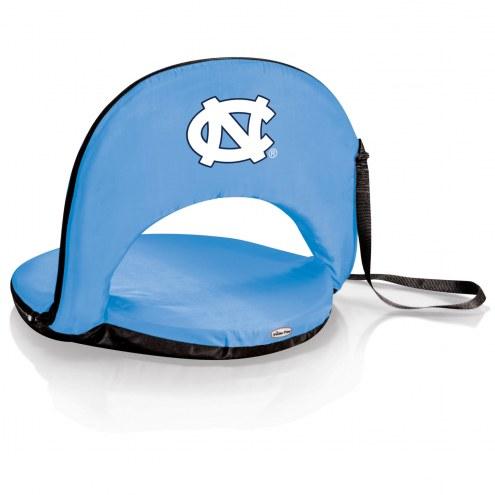 North Carolina Tar Heels Sky Blue Oniva Beach Chair