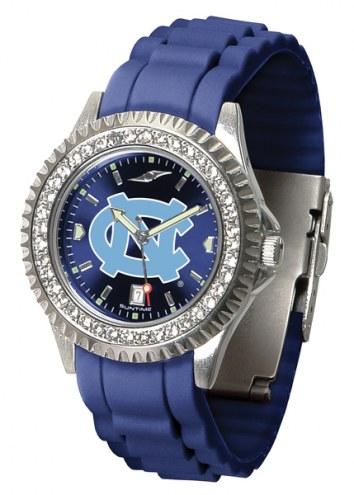 North Carolina Tar Heels Sparkle Women's Watch