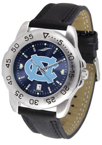 North Carolina Tar Heels Sport AnoChrome Men's Watch