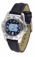North Carolina Tar Heels Sport AnoChrome Women's Watch