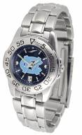 North Carolina Tar Heels Sport Steel AnoChrome Women's Watch