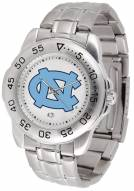 North Carolina Tar Heels Sport Steel Men's Watch