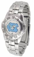 North Carolina Tar Heels Sport Steel Women's Watch