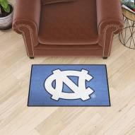 North Carolina Tar Heels Starter Rug
