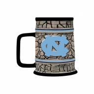 North Carolina Tar Heels Stone Stein