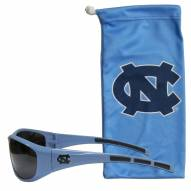 North Carolina Tar Heels Sunglasses and Bag Set