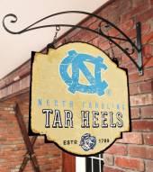 North Carolina Tar Heels Tavern Sign