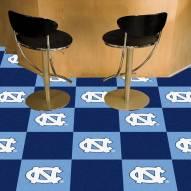 North Carolina Tar Heels Team Carpet Tiles
