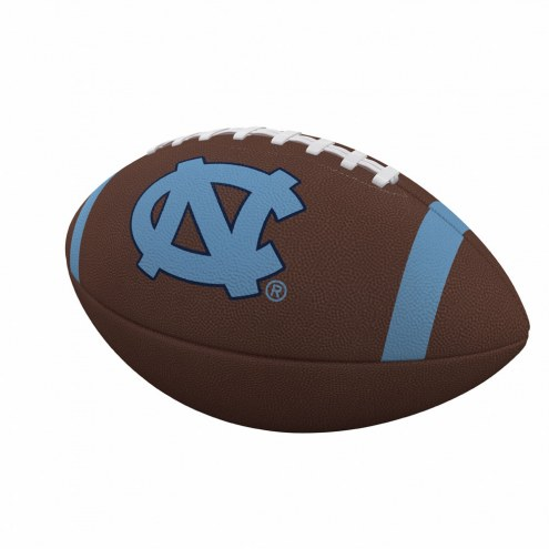 North Carolina Tar Heels Team Stripe Official Size Composite Football
