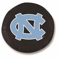 North Carolina Tar Heels Tire Cover