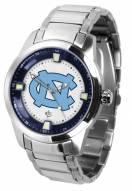 North Carolina Tar Heels Titan Steel Men's Watch