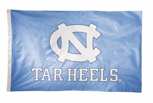 North Carolina Tar Heels Two Sided 3' x 5' Flag