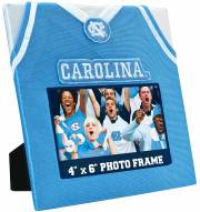 North Carolina Tar Heels Uniformed Picture Frame