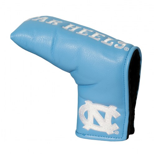 North Carolina Tar Heels Vintage Golf Blade Putter Cover
