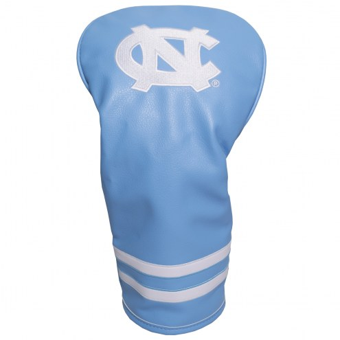 North Carolina Tar Heels Vintage Golf Driver Headcover