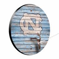 North Carolina Tar Heels Weathered Design Hook & Ring Game