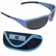 North Carolina Tar Heels Wrap Sunglasses and Case Set