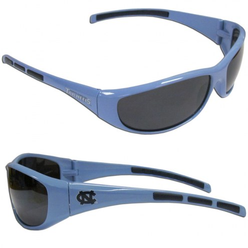 North Carolina Tar Heels Wrap Sunglasses