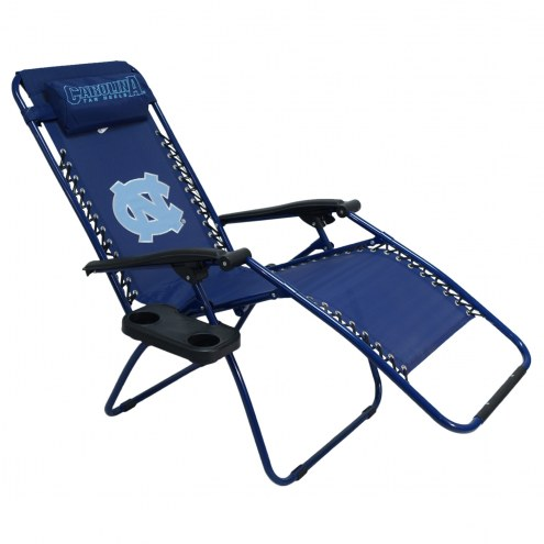 North Carolina Tar Heels Zero Gravity Chair