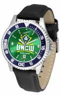 North Carolina Wilmington Seahawks Competitor AnoChrome Men's Watch - Color Bezel