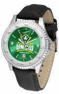 North Carolina Wilmington Seahawks Competitor AnoChrome Men's Watch