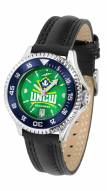 North Carolina Wilmington Seahawks Competitor AnoChrome Women's Watch - Color Bezel