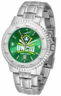 North Carolina Wilmington Seahawks Competitor Steel AnoChrome Men's Watch
