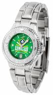 North Carolina Wilmington Seahawks Competitor Steel AnoChrome Women's Watch