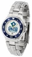 North Carolina Wilmington Seahawks Competitor Steel Women's Watch