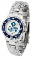 North Carolina Wilmington Seahawks Competitor Steel Women's Watch