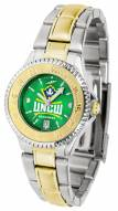 North Carolina Wilmington Seahawks Competitor Two-Tone AnoChrome Women's Watch