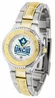 North Carolina Wilmington Seahawks Competitor Two-Tone Women's Watch
