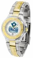North Carolina Wilmington Seahawks Competitor Two-Tone Women's Watch