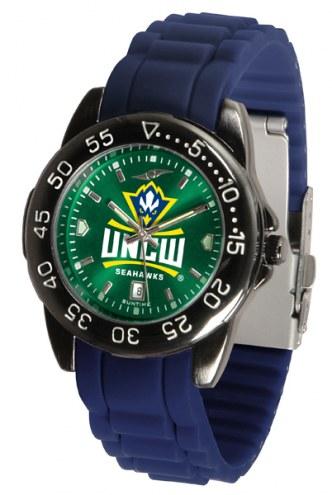 North Carolina Wilmington Seahawks FantomSport AC AnoChrome Men's Watch