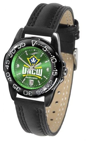 North Carolina Wilmington Seahawks Ladies Fantom Bandit AnoChrome Watch