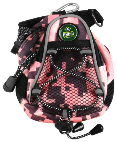 North Carolina Wilmington Seahawks Pink Digi Camo Mini Day Pack
