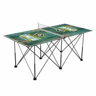 North Carolina Wilmington Seahawks Pop Up 6' Ping Pong Table