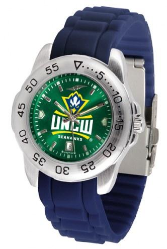 North Carolina Wilmington Seahawks Sport AC AnoChrome Men's Watch